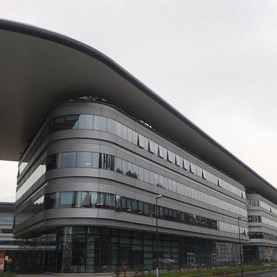 Edificio del Campus