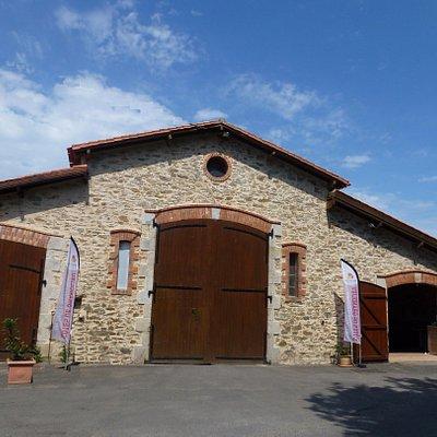 Le Vignoble Epiard a fait une degustation au village du Vendée globe