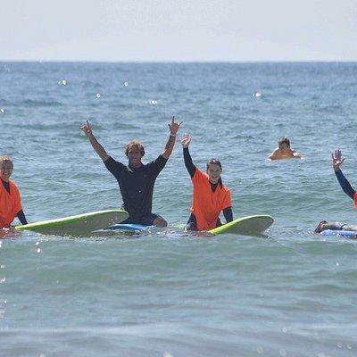 FRANZ SURF SCHOOL TENERIFE