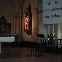 imagen en catedral