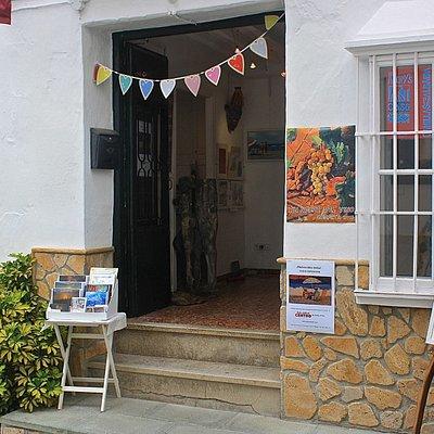 Galería Centro de Bellas Artes, Calle San Antonio 6, Competa. 29754. Malaga