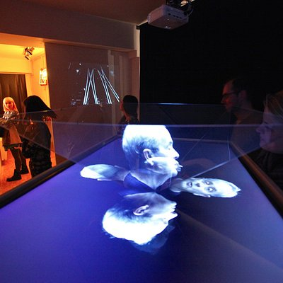 It's an unique film exhibition full of playful interactive exhibits - hidden gem in Prague!