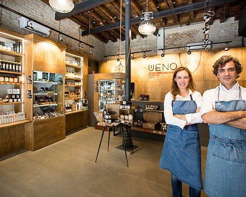 Esta es nuestra tienda. Os esperamos para compartir una experiencia gastroasequible!