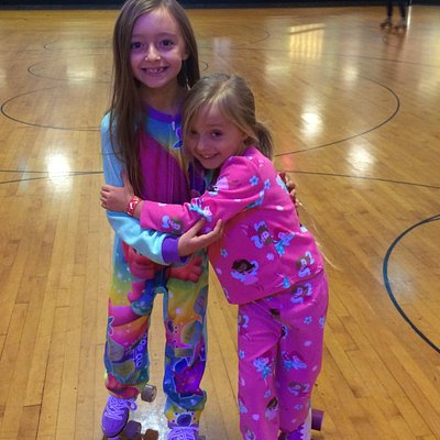 Pajama Day at Rollhaven!