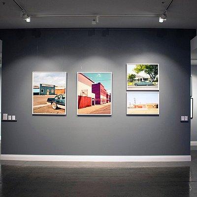 LUMAS Gallery - American Exhibition Representing Sarah Johanna Eick