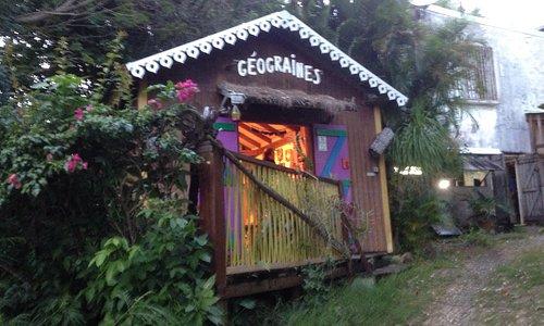 GEOGRAINES: Boutique artisanal