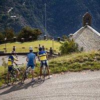 Ruta cicloturística 16: Aixovall - Coll de la Gallina