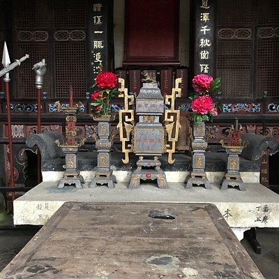 Guodong villlage en janvier