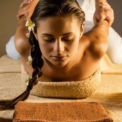 Thai Sports Massage