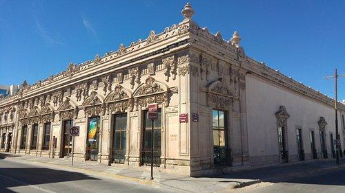Exterior del Museo