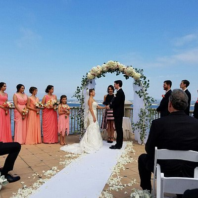 Weddings at the beach in Malibu and along the coast.  Destination weddings.  Marriage license an