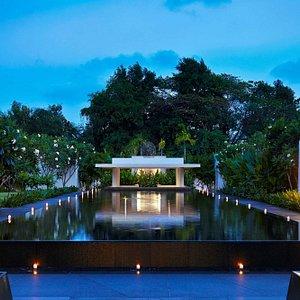 Quan Spa at Rayong Marriott Resort and Spa Exterior