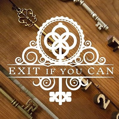 Exit if You Can Logo