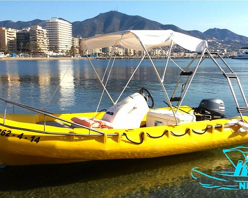 Rent Boats Necomar. Hire boats, nautical license is not requiered. From 60€