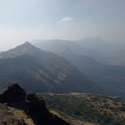 Kalsubai which is tallest peak in Maharashtra comes under Western Ghats