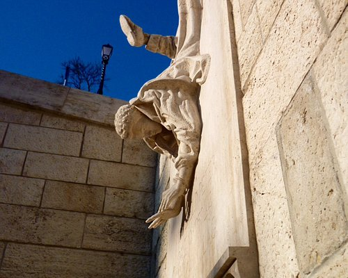 Péter Mansfeld Monument - Tribute to a Hero