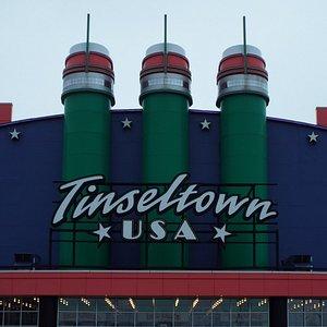 Tinseltown USA - near 'The Strip' in Jackson Township (Canton) OH