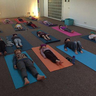 Kids Yoga (Thursdays 4pm & 5pm)