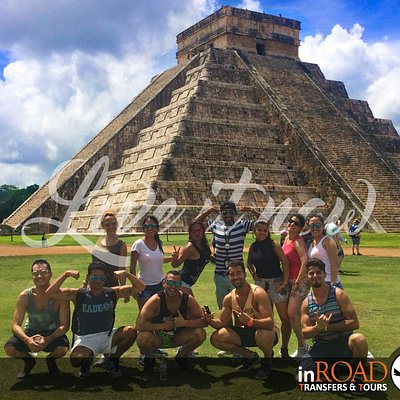 We love Chichen Itza