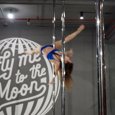 Fly Me To The Moon Pole Studio Bangkok
