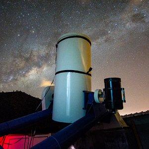 découvrez les nébuleuses et galaxies au travers des télescopes