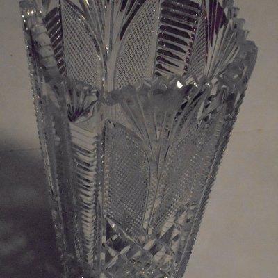 real Irish crystal