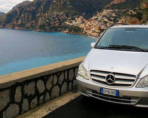 Mercedes con tutti i comfort