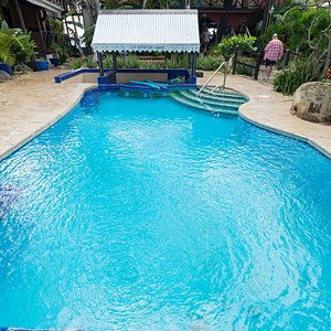 The Pool at the Mary's Boon Beach Resort