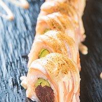 Sushi en el Mercado Gastronómico San Juan