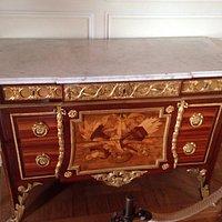Le bureau de Louis XVI.