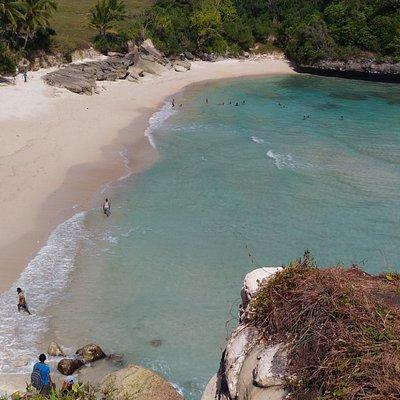 Watu Bela Beach - Lamboya Sumba Barat