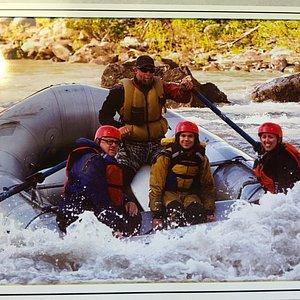 Canyon River Run