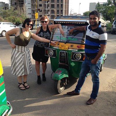 Jaipur City Private Rickshaw Tour