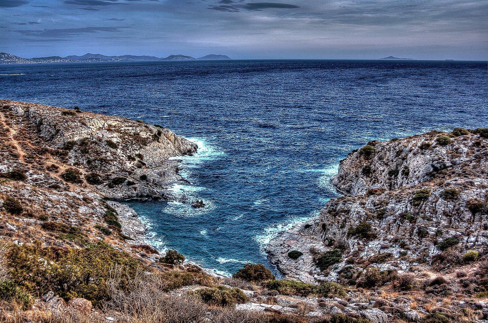Vouliagmeni, Greece