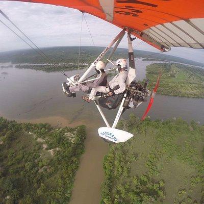 Полет над Замбези
