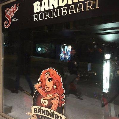 Bändäri, Tampere, Finland