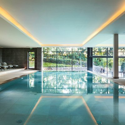 Pool at Gaia Boringdon