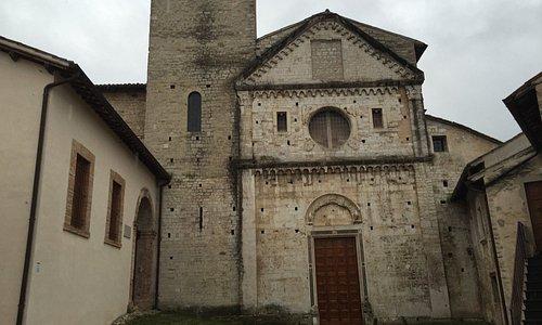 chiesa di san ponziano - generale