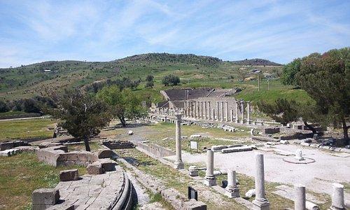 Asklepion Tapınağı Bergama