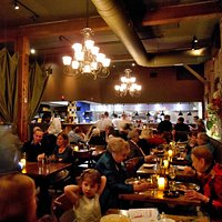Il Casale in downtown Belmont on Christmas Eve