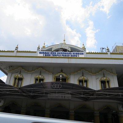 ジーク教徒寺院