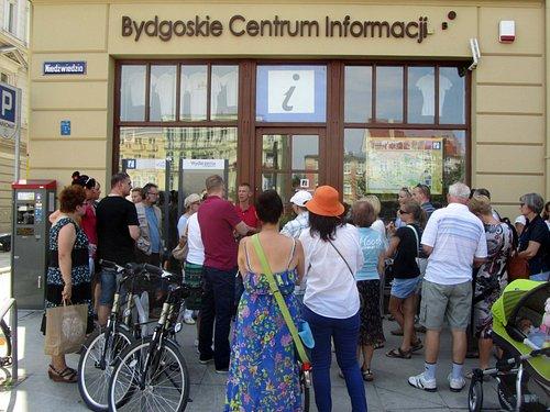 Informacja Turystyczna w Bydgoszczy   Bydgoszcz Tourist Information Centre