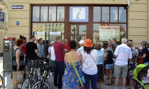Informacja Turystyczna w Bydgoszczy | Bydgoszcz Tourist Information Centre