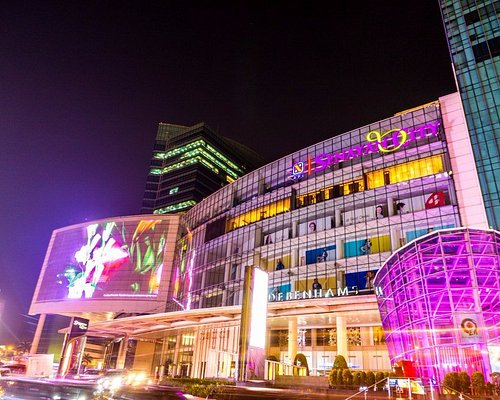 Senayan City is a five-star shopping mall with its target market of upper-class society