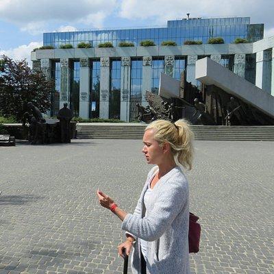 Certified Warsaw guide