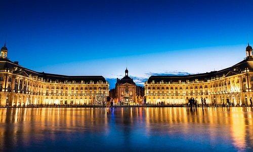 Bordeaux, Place du Miroir