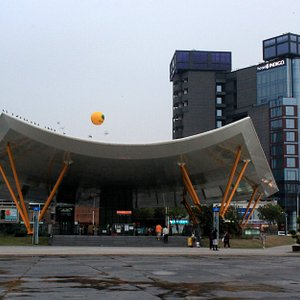 Kaohsiung Central Park Station.