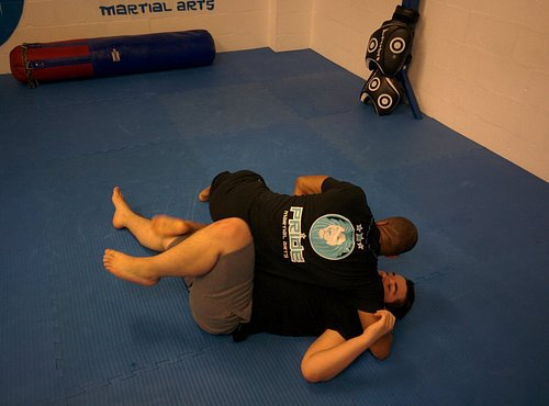 BJJ sessions Thurdays @ 8pm only £5