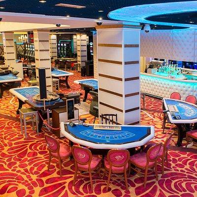 Table games Grand Casino Lipica