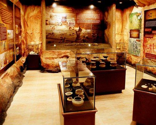 ห้องสมัยก่อนประวัติศาสตร์ พิพิธภัณฑ์เมืองนครราชสีมา